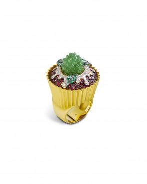 Anillo Cupcake
